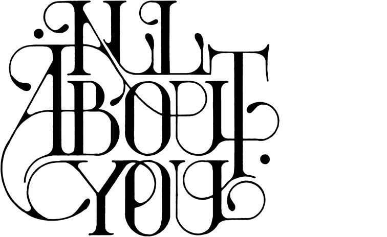 All About You Logotype
